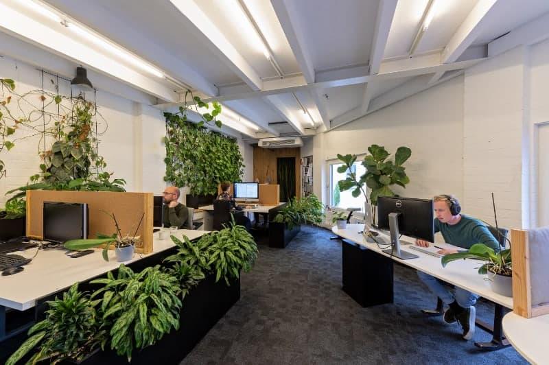 Flexibele werkplekken voor ondernerms in Tilburg